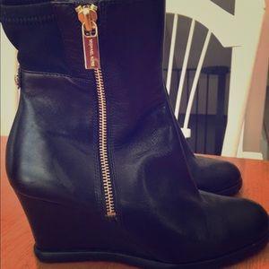 Michael Kors Wedge Boots